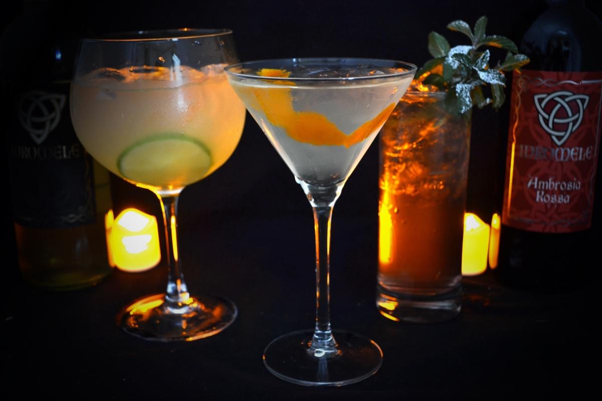 alcuni cocktail di idromele le torri